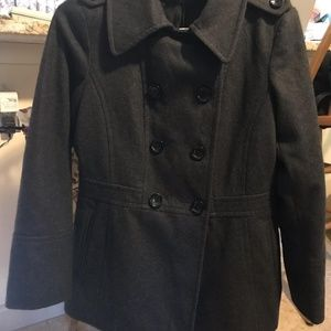 Michael kors wool blend peacoat